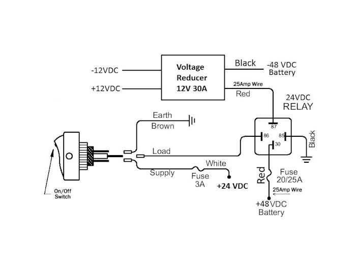 [DIAGRAM_3NM]  DC-DC Converter | 24 Volt Golf Cart Wiring Diagram |  | Buggies Gone Wild Golf Cart Forum